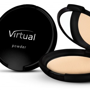 Virtual Puder Velvet Finish 701